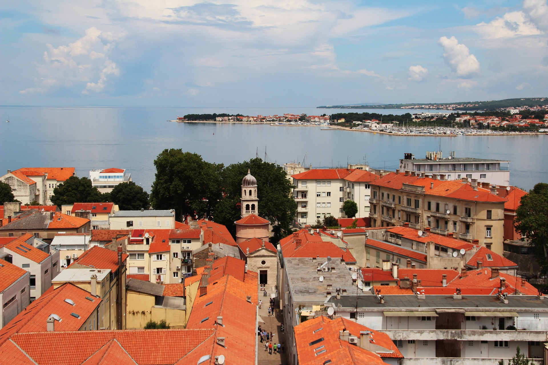 Хорватія Північна Далмація