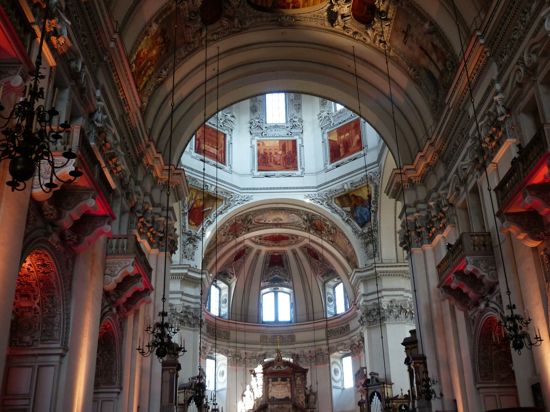 Зальцбург собор