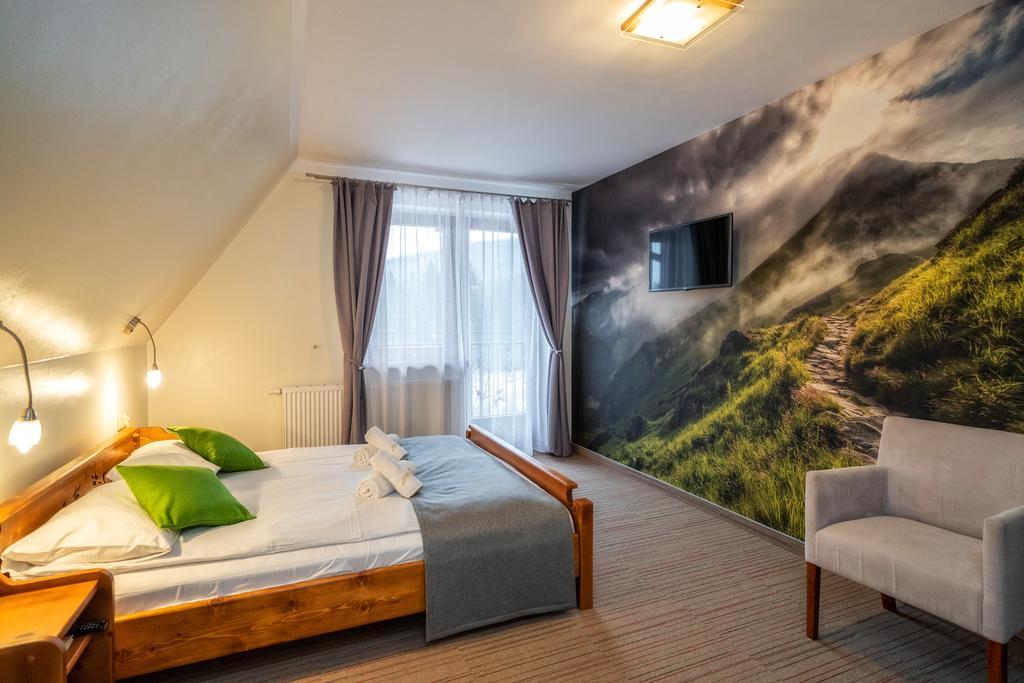 Хохоловська долина готель