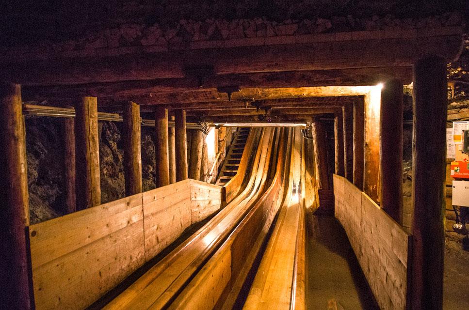 соляна шахта гальштат