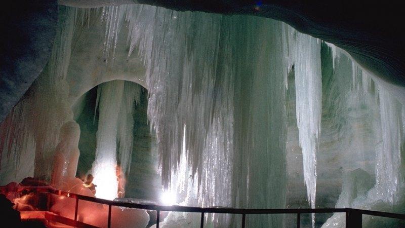 льодова печера гальштат дахштайн