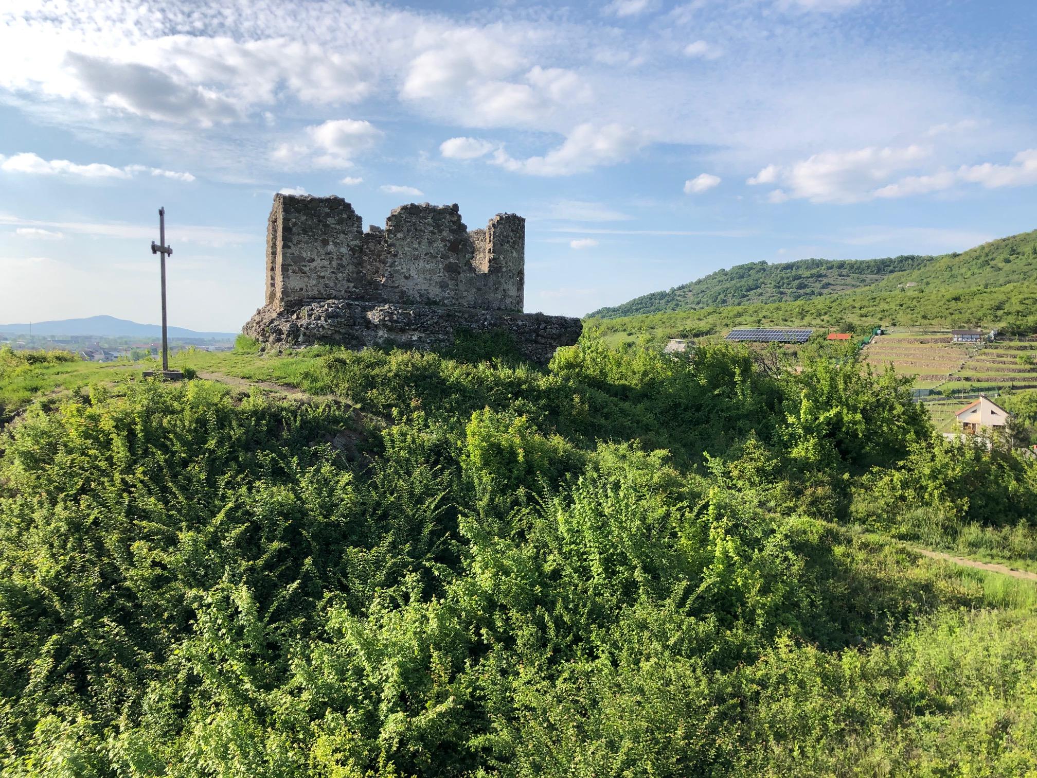 виноградівський замок канків
