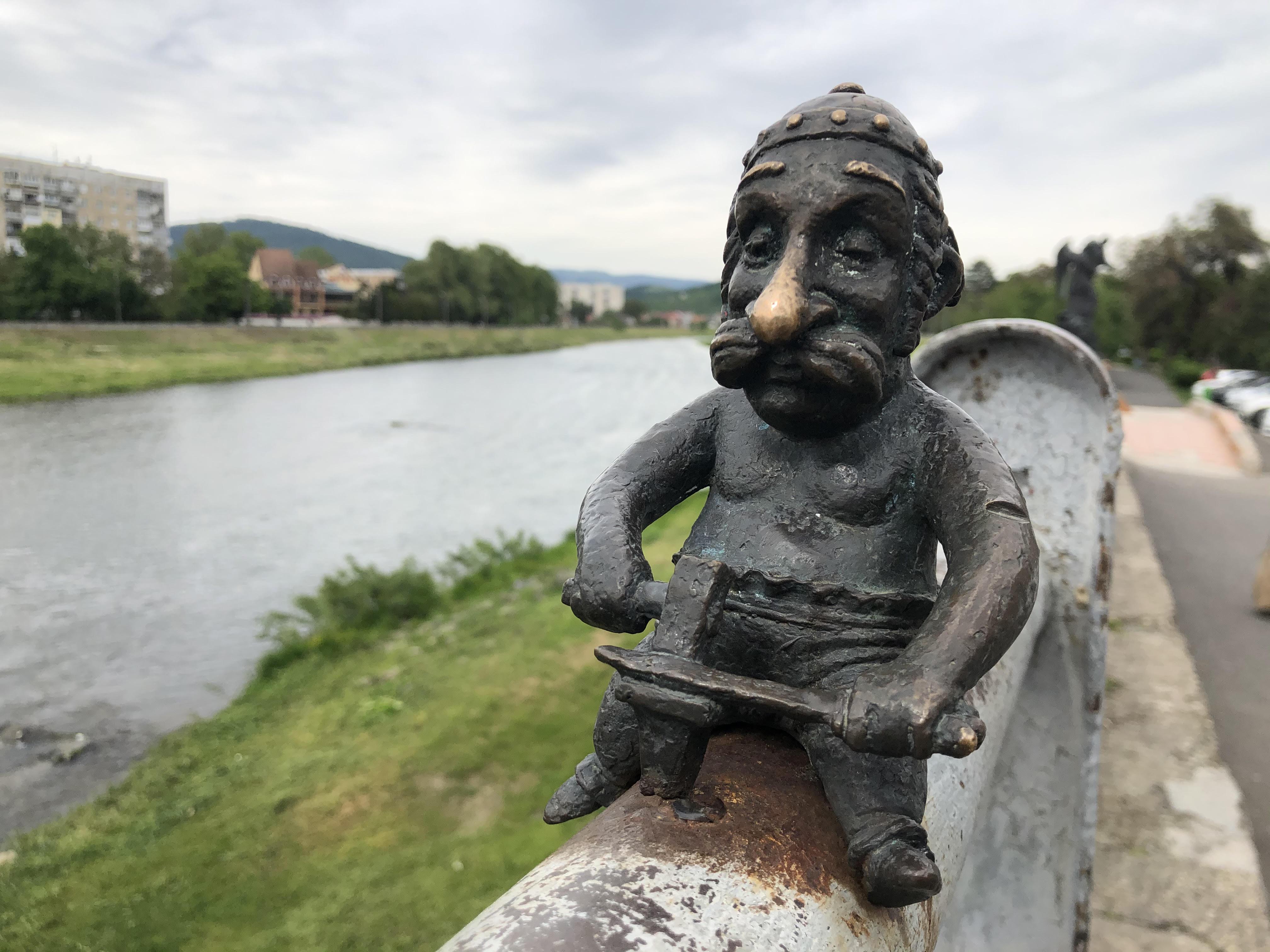 міні-скульптури мукачева кельт