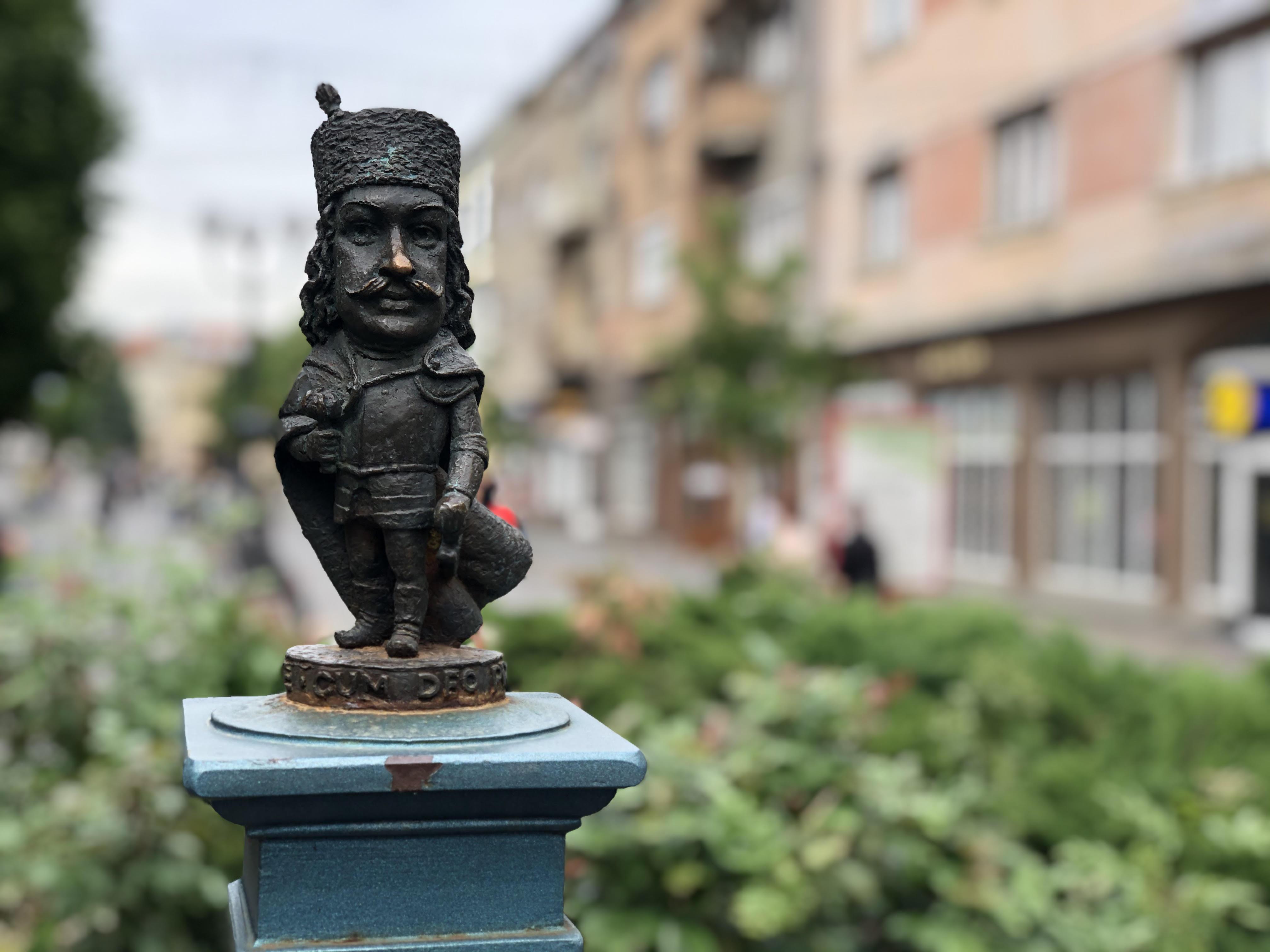міні-скульптурка ференц ракоці