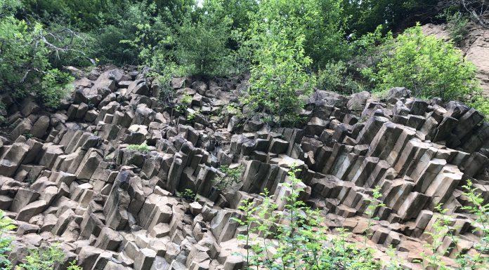 скелі закарпаття